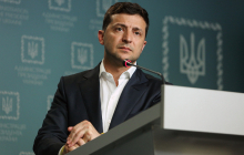 Опрос показал, сколько людей поддержало бы Зеленского и Порошенко на новых выборах президента