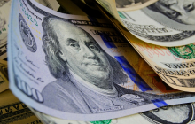 Курс доллара и евро к гривне резко изменился после выходных