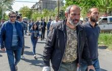 Правящие республиканцы Армении пожаловались на угрозы