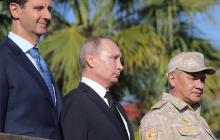 """Путин распорядился расширить военные """"владения"""" в Сирии на фоне обострения ливийской войны, детали"""