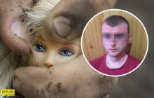 Видео допроса подозреваемого в убийстве 11-летней Даши Лукьяненко: вскрылись новые жуткие подробности