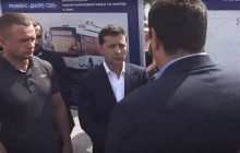 Зеленский в Днепре проверяет мост, ситуация накаляется - видео