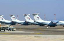 К приезду Путина в Израиль из РФ прилетели сразу 4 больших транспортных самолета Ил-76: СМИ узнали, что внутри