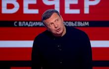 Соловьев угрожает утопить Украину в крови: пропагандист потерял контроль от одной фразы политолога