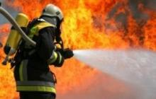 В пожаре под Донецком сгорели заживо три человека