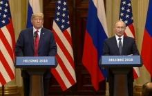 """""""Никому нельзя верить"""", - Путин публично признался, что лгал о невмешательстве в выборы США"""
