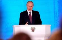 Перед выступлением Путина в Москве разгорелся громкий скандал - видео поразило Сеть