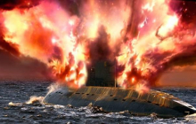 Подлодки США и России вступили в смертельный открытый бой у Аляски, все идет к Третьей мировой