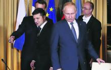 """Песков рассказал о """"контакте"""" Зеленского и Путина: """"Рабочий процесс"""""""