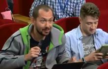 Цимбалюк публично осадил Захарову во время брифинга: спикеру МИД России досталось от украинца - видео