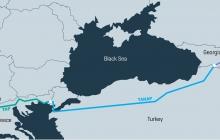 """Плохие новости для """"Газпрома"""": Азербайджан успешно запустил газопровод в Европу в обход России - СМИ"""