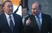 Предложение Трампа перенести переговоры из Минска, восток Украины и Сирия: стало известно о чем говорили Путин и Назарбаев - СМИ