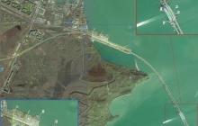Официально: Керченский мост начал смещаться и может рухнуть в любую минуту