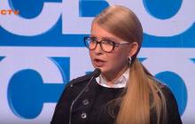"""Гройсман """"довел"""" Тимошенко, что она срочно покинула """"Свободу Слова"""" со словами """"я больше так не могу"""""""