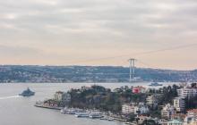 Фрегаты Черноморского флота РФ успешно прошли пролив Босфор и взяли курс на Сирию: детали