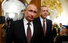 """Колоссальный удар Эрдогана """"в спину"""" Путина: Турция променяла российский газ на американский"""