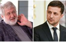 СМИ узнали, чем Коломойский шантажирует Зеленского и какие выдвинул условия