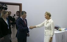 Визит Тимошенко в США закончился неприятным разговором с Волкером на повышенных тонах – блогер