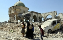 Стало известно о количестве погибших жителей Мосула во время освобождения города от ИГИЛ