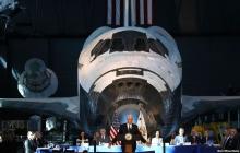 """""""И астронавтов на Луну вернем, и площадку для полетов на Марс выстроим"""", – Майк Пенс анонсировал начало новой космической эпохи Соединенных Штатов Америки"""