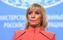 """Захарова после ракетной атаки Ирана по базам ВВС США: """"Мы предупреждали"""""""