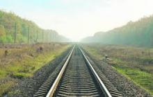 Взрыв прогремел на Житомирщине в момент движения поезда из Беларуси
