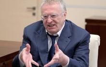"""Жириновский уже цинично поделил Украину на три части: """"Самое неприятное - это наш сосед"""""""