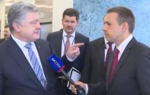 """Порошенко поставил на место кремлевского журналиста в ООН: """"Вы и ваш лидер — убийцы украинцев"""""""