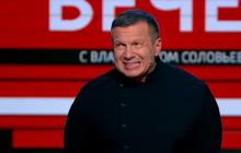 """""""На Приватбанковской"""", – Соловьев громко оконфузился в прямом эфире, угрожая Украине"""