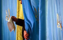 В Чернигове голосовали за Путина и его партию: кадры