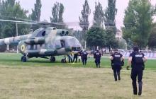 В Покровск срочно направили вертолет со спецназом - ситуация накаляется