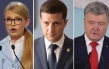 Новый рейтинг кандидатов в президенты: за неделю до выборов ситуация резко изменилась - опрос