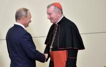 """""""Россия несет колоссальную ответственность за войну в Украине"""", - госсекретарь Ватикана кардинал Паролин сделал очень серьезное замечание Путину"""