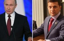 Песков рассказал о прямых контактах Путина с Зеленским