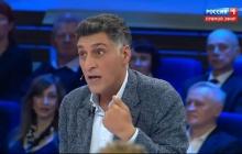 """""""Вы прикидываетесь, что мы Крым забрали и Донбасс"""", - одиозный ведущий на росТВ призвал отомстить Украине"""