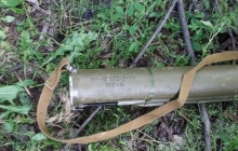 В Донецкой области предотвращен теракт на железной дороге. СБУ показала найденные гранатометы