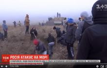 Мариуполь срочно готовится к штурму российской армии: защищать город от россиян вышли даже дети - кадры