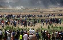 """Израиль ударил по сектору Газа в ответ на запуск """"огненных змеев"""""""