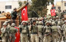 Военная операция Турции в Ираке: против курдских повстанцев Анкара применила авиабомбы
