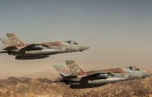 Израиль мощно ответил палестинцам за обстрел своих территорий: сектор Газа в огне