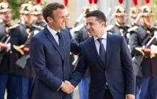 Макрон ночью позвонил Зеленскому: что рассказал французский лидер