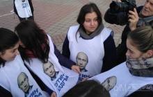 Кремль, симулируя поддержку Путина, перепутал крымских татар с татарами - соцсети негодуют