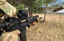 Штурмовые винтовки для спецназовцев ГПСУ показали в действии: UAR-15 полностью заменят автомат Калашникова