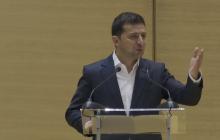Зеленский оригинально пошутил на публике про iPhone: смешное видео мгновенно попало в Сеть