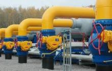 """""""Газпром"""": Украина втрое сократила покупки российского газа"""