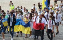 """Береза о концерте на Софиевской площади: """"Нам напомнили, что мы поющая и танцующая нация"""""""
