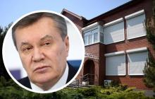 """Дача Януковича в Урзуфе стала военной базой батальона """"Азов"""""""