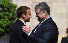 Макрон через своего посла направил армии Украины защитное снаряжение: саперы ВСУ получили помощь на 3,7 млн - кадры