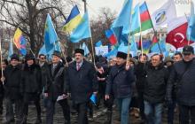 """""""Мы идем домой"""", - крымские татары готовятся устроить марш в Крым"""