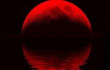 """Первая """"кровавая"""" луна 2019 года: где и в котором часу смотреть полное лунное затмение 21 января - кадры"""